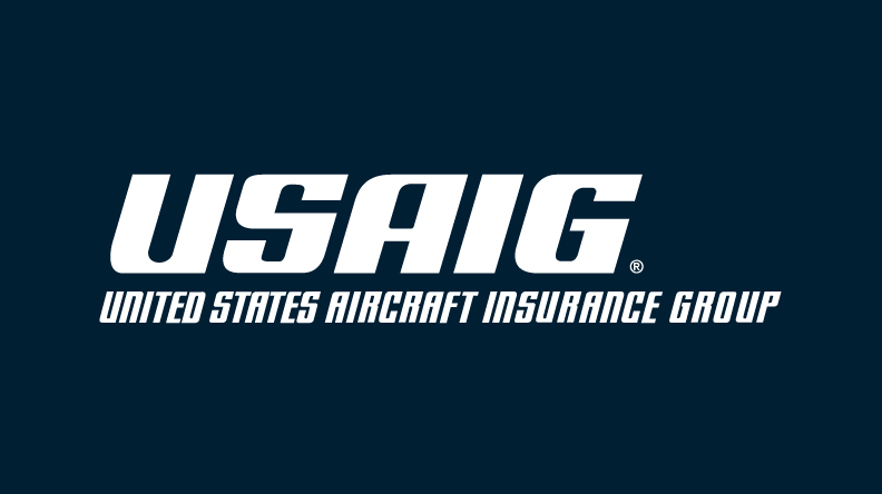 Client logo - USAIG - United States Aircraft Insurance Group